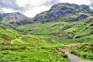 Highland Path by Artistic-Dodger