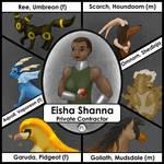 Eisha Shanna