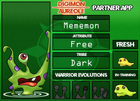 Digimon Aureole - Partner App
