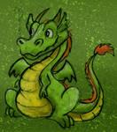 Dennis the dragon.