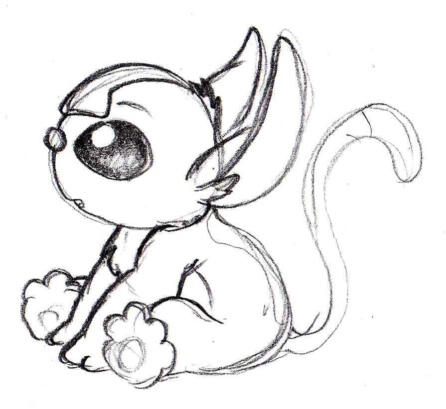 Experiment Aang sketch by Rosieposie38