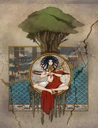 Sessa : A Mural by RenrookART
