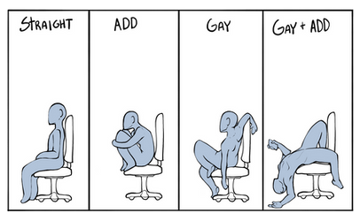 How do YOU sit in your chair?