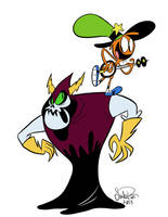 Wander and Lord Hater