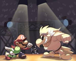 Paper Mario TTYD AGDQ 2016