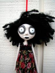 Fleur Sauvage art doll ornie by Miss-Millificent