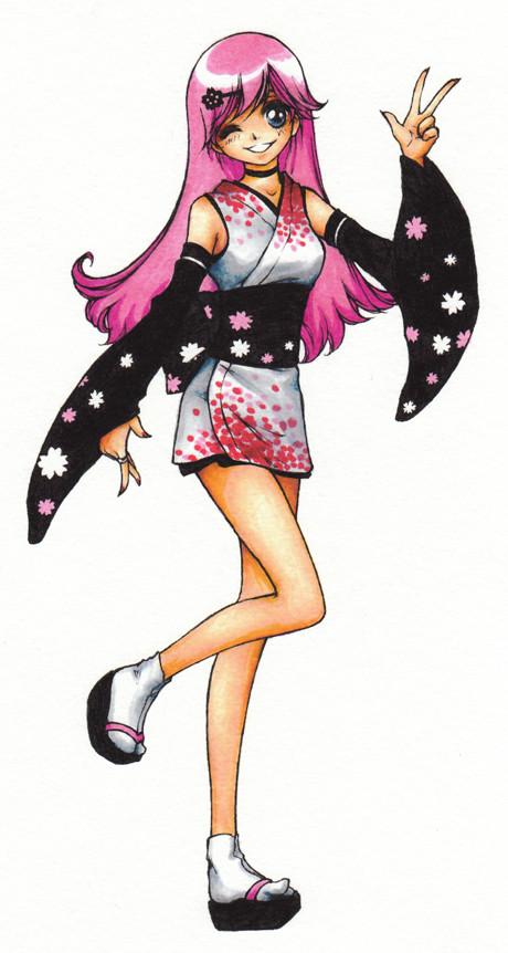 Aiko 09 - pt C by Rokuri