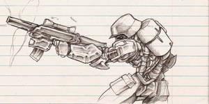 Work doodles 1