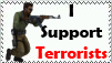 Counter Strike Terrorist Stamp by FknSasuke