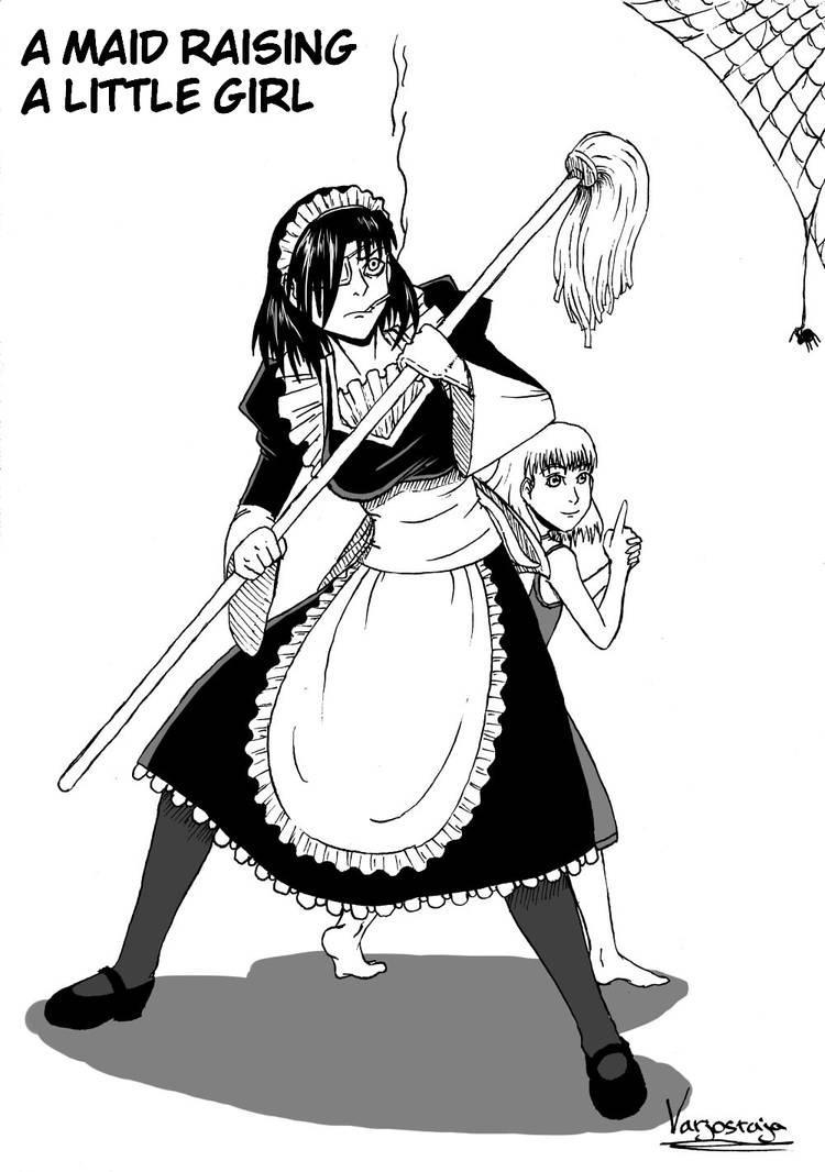 MU Challenge 4: MRLC Manga page 0 (cover page) by Pesuri