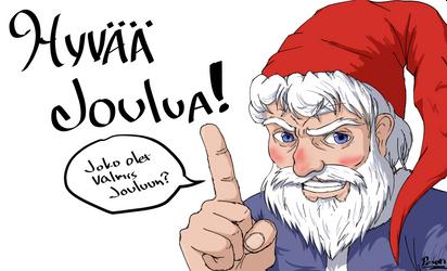Merry Christmas! by Pesuri