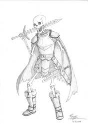 Bob the Skeleton by Pesuri