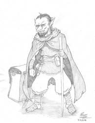 Scraz Bonewalker by Pesuri