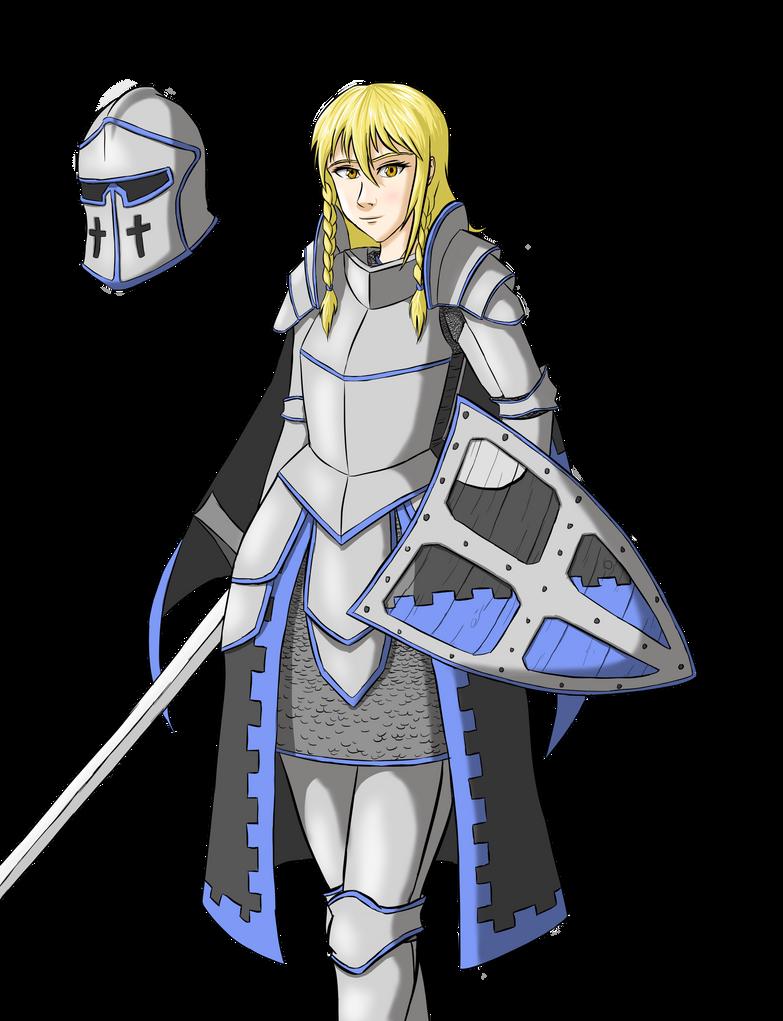 Vaneria Wandering Warrior by Pesuri