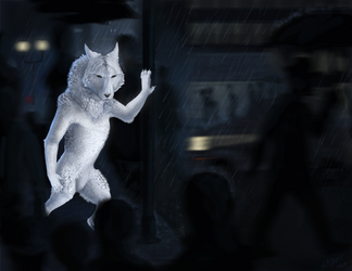 Wolves Among Us by OfficerBadger