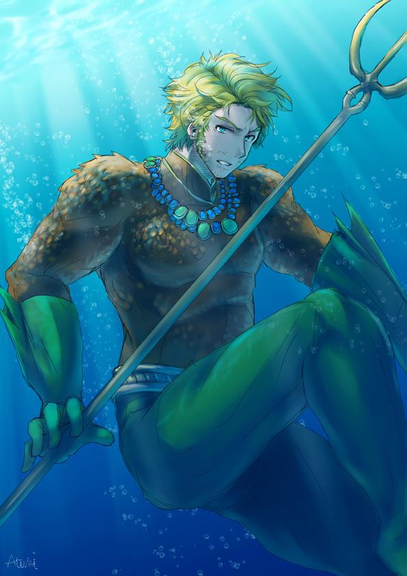 Aquaman by SONTYOU