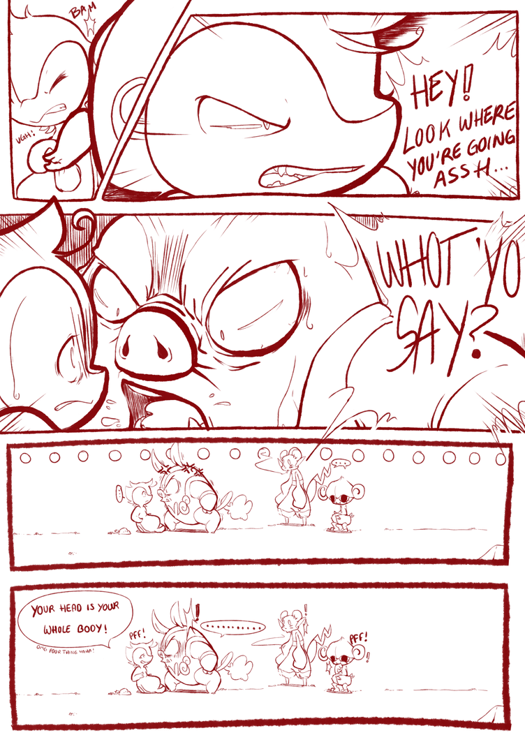 .:Introduction of Team TnC:. [PAGE 12] by MokoMia