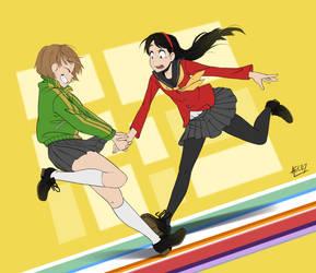 Persona 4 - Lets go !