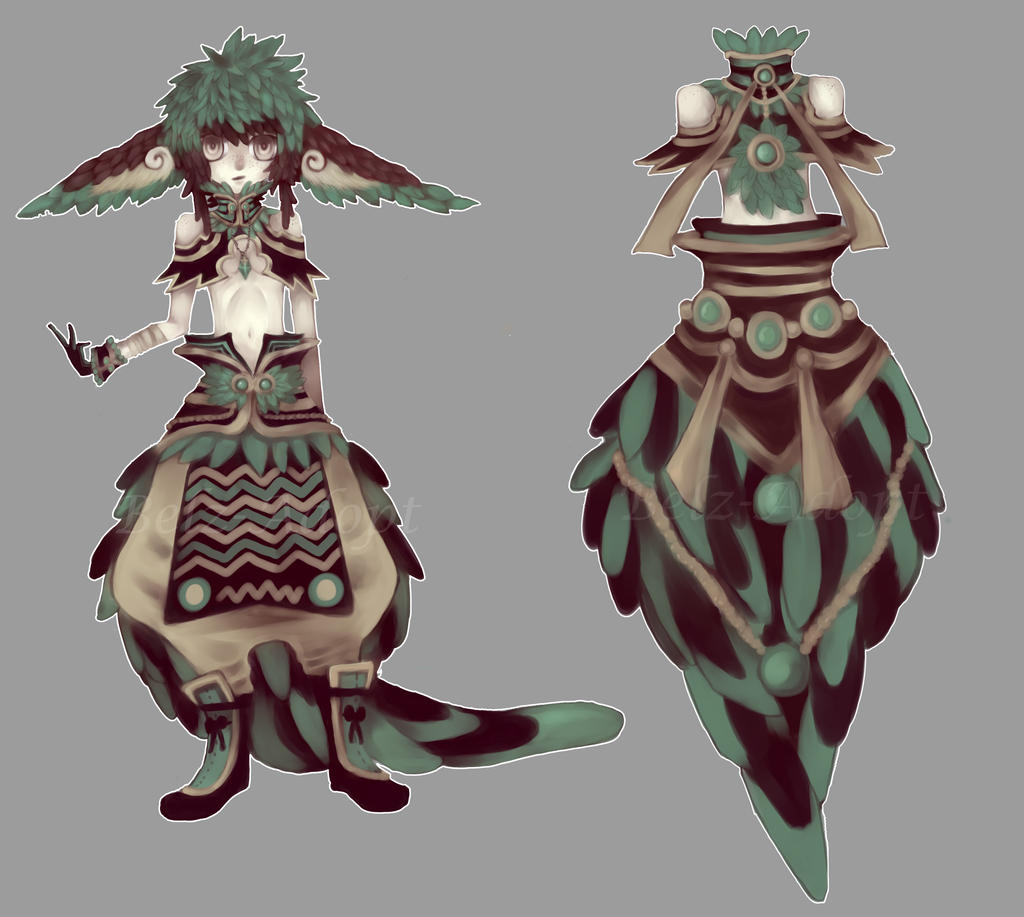Prince II ADOPT AUCTION (CLOSED) by Belzoot