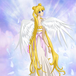Princess Serenity by Nimufu