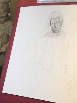 Current Project - Sephiroth - Final Fantasy 7