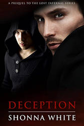 New Lost Infernal: Deception Cover by ShonnaTheWhite