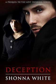 New Lost Infernal: Deception Cover