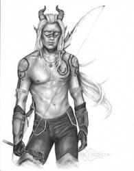 Runnan - The Dragon Prince by ShonnaTheWhite