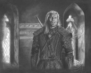 Henry Cavill - The Witcher - Netflix