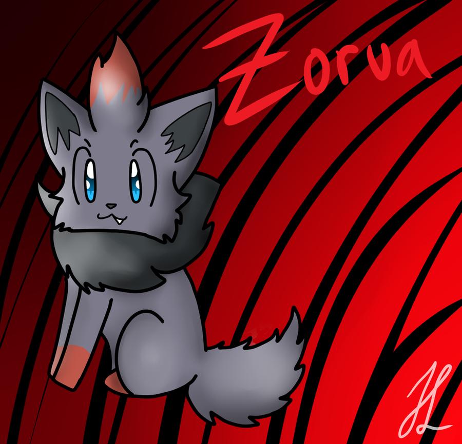 pokemon black how to get zorua