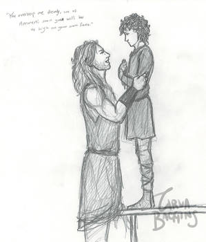 Let Them Be Happy (Hurin and Turin)