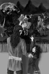 The Tapestry (Silmarillion AU)