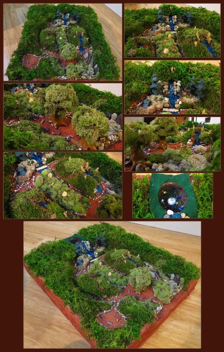 Model Garden by Masae