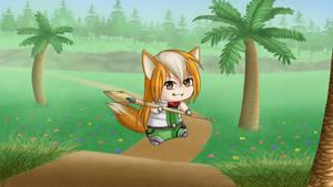 Starfox Adventures Chibi