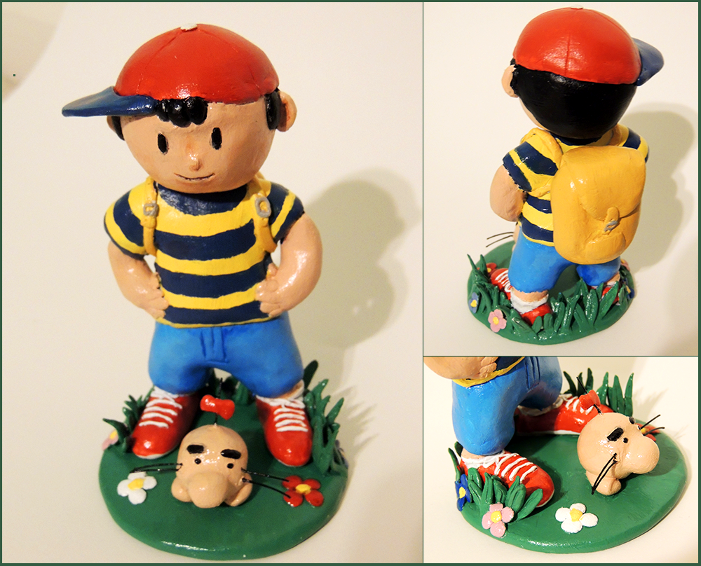 Ness Figurine by Masae