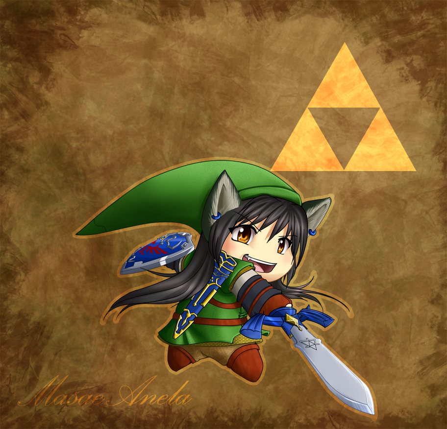 Twilight Princess Chibi