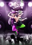 Squid Sisters Splatfest