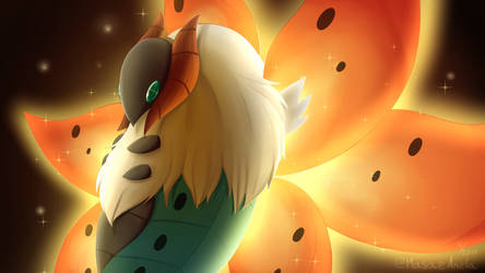Volcarona by Masae