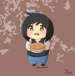 Chibi Masae Thanksgiving