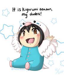 Kigurumi season