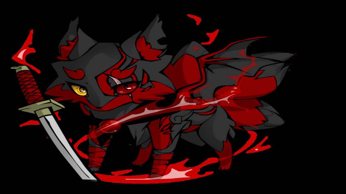 Roxas The Dark Heartless Kitsune by DarkHeartlessRoxas on ...