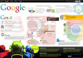 Google Event Poster by Al-Wazery