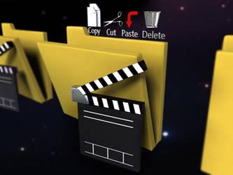 3D File Browser by Al-Wazery