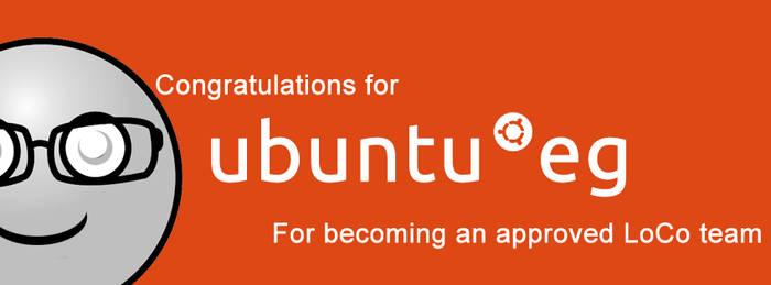 Facebook cover for Ubuntu Loco by Al-Wazery