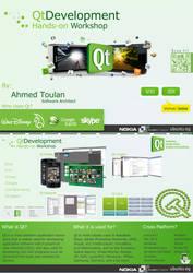 Poster for Qt workshop