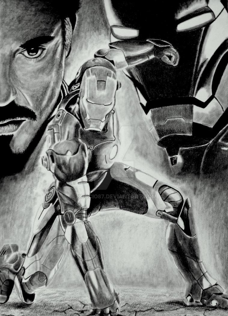 Ironman by Kuccio87