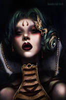 CyberSynthetic Midnights. by UnseelieAllure