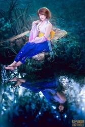 Final Fantasy: Yuna.