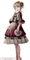 Rococo Maiden