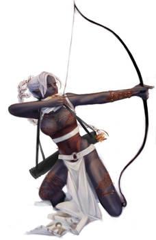 Drow Archer